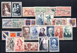 Año Completo De 1953 Francia - 1950-1959