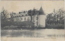 36  Saint Civran  -  Le Chateau De Chassingrimont - Autres Communes