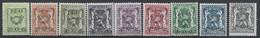 PRE529    XX - Typo Precancels 1936-51 (Small Seal Of The State)