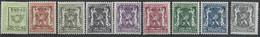 PRE538    XX - Typo Precancels 1936-51 (Small Seal Of The State)