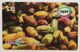 249CTTC Variety (Round 3 C/n) See Scan, Red House Port Of Spain - Trinidad & Tobago