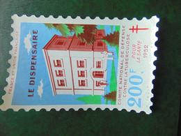 Grand Timbre De Lutte Contre La Tuberculose De 1952 - Antituberculeux