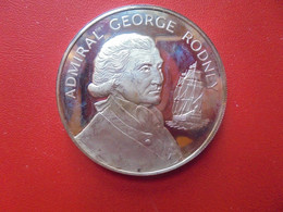 JAMAIQUE 10$ 1977 ARGENT (GROS FORMAT 43,2 Gr) QUALITE FDC (V) - Jamaica