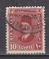 A0444 - EGYPTE EGYPT Yv N°123 - Usados