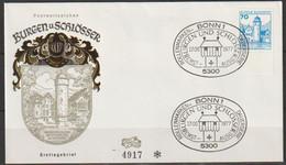 BRD FDC 1977 Nr.918 Wasserschloß Mespelbrunn  ( D 4737 )  Günstige Versandkosten - FDC: Sobres