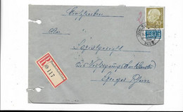 Brief Aus Bündenthal 1954 - Cartas