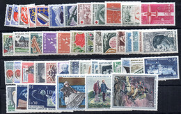 Año Completo De 1962  Francia - 1960-1969