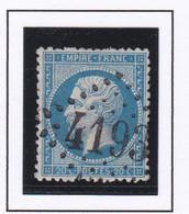 GC 4193 VIEILLE VIGNE ( Dept 42 Loire Inférieure ) S / N° 22 - 1849-1876: Classic Period
