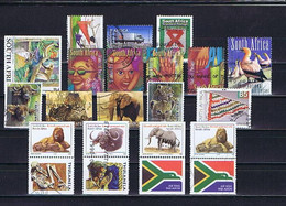 South Africa: Lot #11: 18 Stamps Used - Collections, Lots & Séries