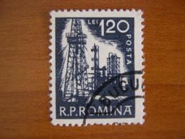 Roumanie Obl  N° 1702 - Gebraucht