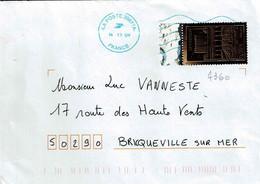 TP N° 4360 Seul Sur Enveloppe Du Bureau 39677A - 1961-....