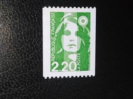 Timbre Type Marianne De Briat N° 2718 NEUF** 1991 - 1989-96 Marianne Du Bicentenaire
