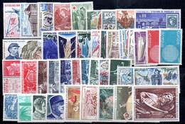 Año Completo De 1970  Francia - 1970-1979