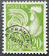 France YTPO113 - Timbres Pré-oblitérés Type Coq Gaulois 20 F MNH Stamp 1959 - FRAPO113MNH - 1953-1960
