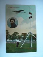 Le Blon's Flying Machine (Inset Le Blon) - Posted 1910 (Canadian Advert On Back ) - Aviatori