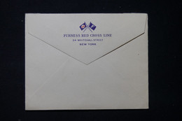 ETATS UNIS - Enveloppe De Furness Red Cross Line, Non Circulé - L 90008 - Briefe U. Dokumente