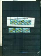 ANTILLES NED.TELECOMMUNICATIONS 73 3 VAL + BF NEUFS A PARTIR DE 0.60 EUROS - Antillas Holandesas