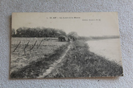 Saint Ay, La Loire à La Herse, Loiret 45 - Andere Gemeenten