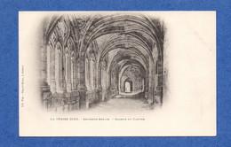 43 - La CHAISE - DIEU : Ancienne Abbaye, Le Cloitre En 1900 - La Chaise Dieu