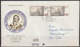 BRD FDC 1980 Nr.1067  500.Geb. Albrecht Altdorfer ( D 6170 ) Günstige Versandkosten - FDC: Sobres