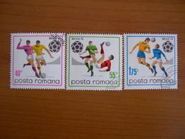 Roumanie Obl  N° 2539/2541 - Gebraucht