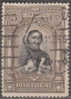 PORTUGAL-1927,  Independência De Portugal - 2.ª Emissão.  5 C.   (o)  Afinsa  Nº 423 - Used Stamps
