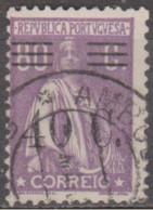 PORTUGAL-1928-1929,  CERES, C/ Sobretaxa. P. Liso, F. M. Esp.  D. 12x11 1/2,  40 S/ 80 C.    (0)  Afinsa  Nº 474 - Used Stamps