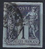 COLONIES FRANCAISES: Le Y&T 37 Obl. - Sage