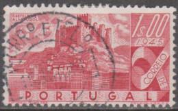 PORTUGAL-1946,   Castelos De Portugal.  1$00    (o)  Afinsa  Nº 668 - Used Stamps