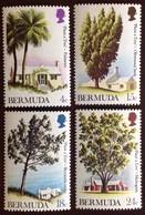 Bermuda 1973 Trees Tree Planting Year MNH - Alberi