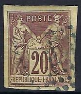 COLONIES FRANCAISES: Le Y&T 34 Obl. - Sage
