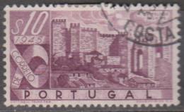 PORTUGAL-1946,   Castelos De Portugal.  $10    (o)  Afinsa  Nº 664 - Used Stamps