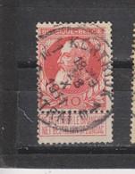 COB 74 Centraal Gestempeld Oblitération Centrale KORTRIJK - COURTRAI 1E - 1905 Thick Beard