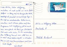 BRD / Bund BZ 54 TGST FRW 2010 Mi. 2807 Udo Lindenberg Gemälde Schiff Andrea Doria - Cartas