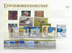 2003 MNH UNO Wien Year Complete, Postfris** - Neufs