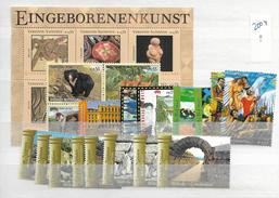 2004 MNH UNO Wien Year Complete, Postfris** - Neufs
