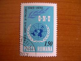 Roumanie Obl  N° 2570 - Gebraucht
