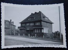 Houthalen-Helchteren - Houthaelen Cité Maison Des Employés - Photo Format: 9/6cm - Année: 1946 - 2 Scans - Houthalen-Helchteren