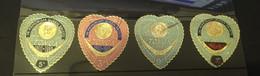 (stamp 1-3-2021) Tonga Selection Of 10 Mint & Used Stamps - Tonga (1970-...)