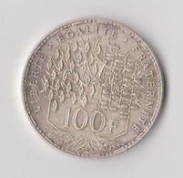 FRANCE - 100 FRANCS -  PANTHEON- 1983 - ARGENT - TTB - N. 100 Francs
