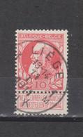 COB 74 Centraal Gestempeld Oblitération Centrale LIEGE - LUIK 1M - 1905 Thick Beard