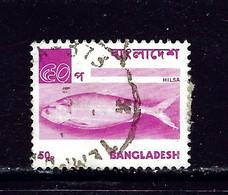 Bangladesh 99 Used 1976 Fish - Bangladesh