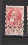COB 74 Centraal Gestempeld Oblitération Centrale LAMORTEAU - 1905 Thick Beard