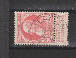 COB 74 Centraal Gestempeld Oblitération Centrale LANDEN - 1905 Thick Beard