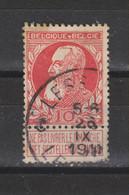 COB 74 Centraal Gestempeld Oblitération Centrale LESSINES - LESSEN C - 1905 Thick Beard