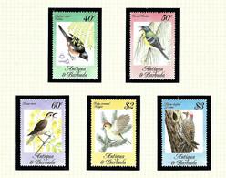 Antigua 773-77 MNH 1984 Birds        (KA) - Ohne Zuordnung