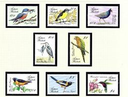 Antigua 1073-80 MNH 1988 Birds          (KA) - Ohne Zuordnung