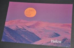 Yukon Moonrise - Yukon