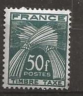 FRANCE  N° 88* (1946)  Sans Gomme - 1859-1955 Neufs