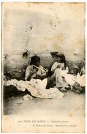 Marrakech - Types Du Maroc - Couturières Juives - Judaïca - Voir Scan - Marrakech